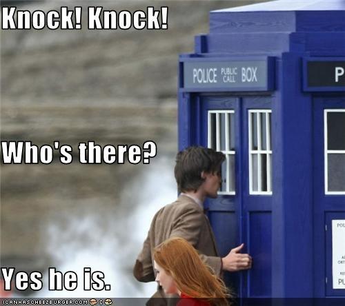 actor actress doctor who jokes karen gillan Matt Smith sci fi TV - 3597208320