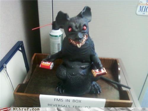 chocolate decoration depressing gross halloween plague rat screw you sculpture tacky Terrifying ugly wiseass - 3597401344