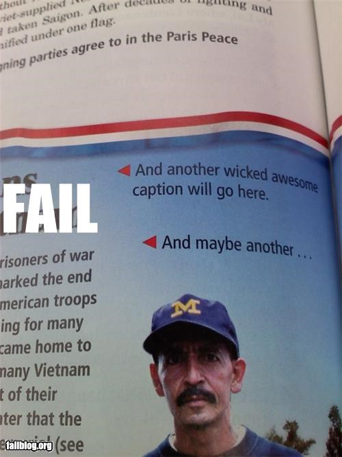 awesome caption failboat history textbook - 3599189760