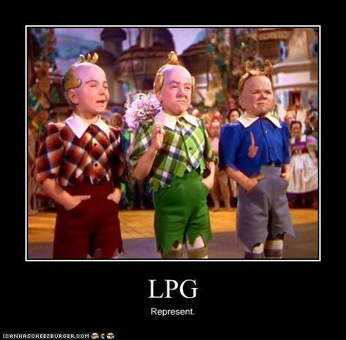 LPG Represent.