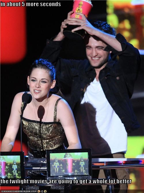 bad actor bad actress kristen stewart movies mtv movie awards murderer robert pattinson ROFlash twilight - 3608082688
