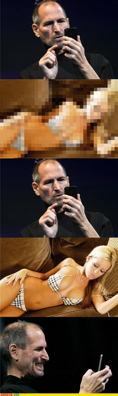 apple,iphone,mac,steve jobs,the internets