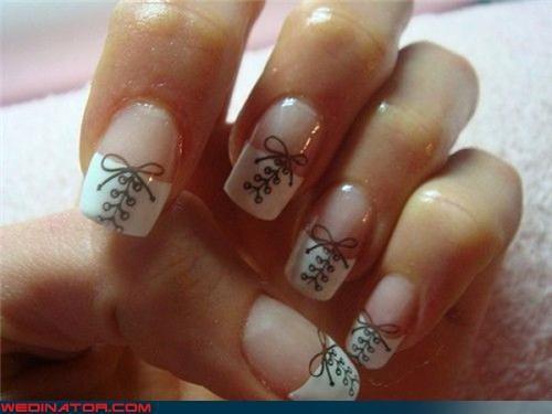 nails corset manicure - 3608791808