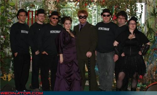 Supervillain Wedding