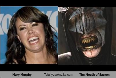 mary murphy,mouth of sauron,so you think you can dance