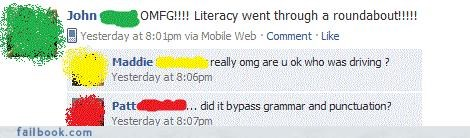 good friends grammar nazi puns The Spelling Wizard - 3610139904