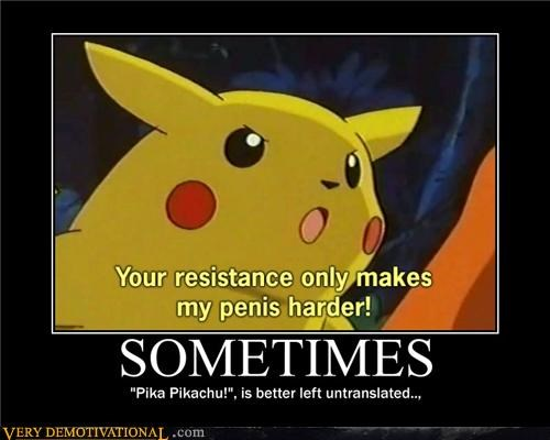anime penis pikachu Pokémon raping your childhood Sad - 3611022592