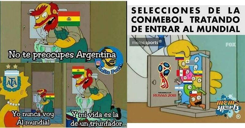 galeria mejores memes de la Conmebol