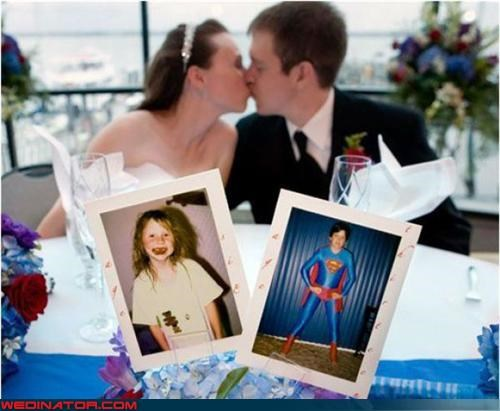 bride eww groom halloween scary superman surprise were-in-love what the wtf - 3614418176