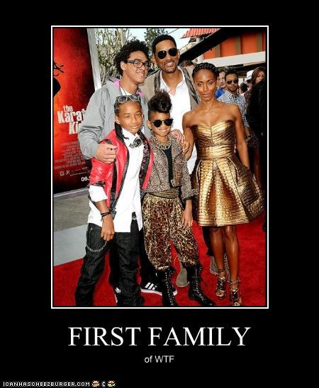 FIRST FAMILY of WTF