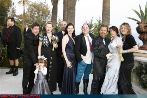 Crazy Brides crazy groom fashion is my passion surprise were-in-love wedding party wtf - 3617382912