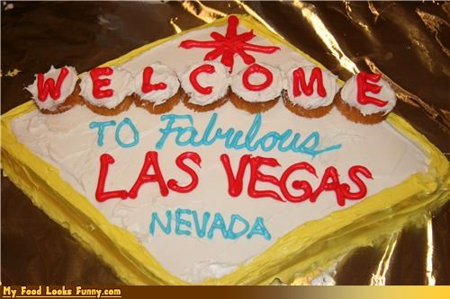 cake las vegas Nevada sign Sweet Treats welcome sign - 3617834752