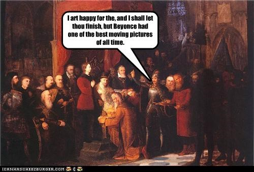 funny gentlemen group scene historic painting