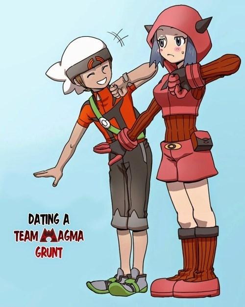 dating et Team Magma grunt kapittel 11