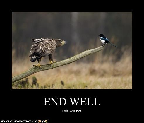 END WELL This will not.