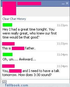 Father FB chat romantic - 3627743488