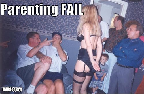 failboat kids parents strippers wtf - 3628552448