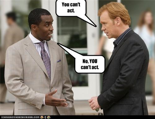 celebrity-pictures-p-diddy-david-caruso-cant-act,csi miami