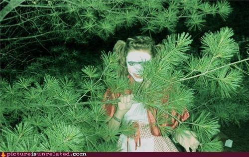 kids monster nature nightmares woods wtf - 3630807040