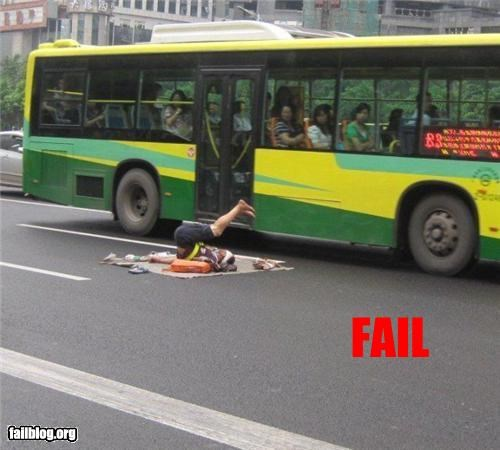 bus,failboat,g rated,road,wtf,yoga