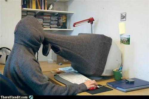 computer fashion Office - 3634472192