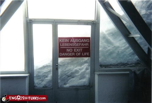german,g rated,sign warning,snow,Unknown