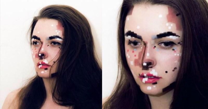 cool new makeup