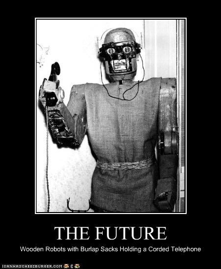 funny future Photo photograph robot technology - 3640884736