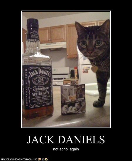 JACK DANIELS not achol again