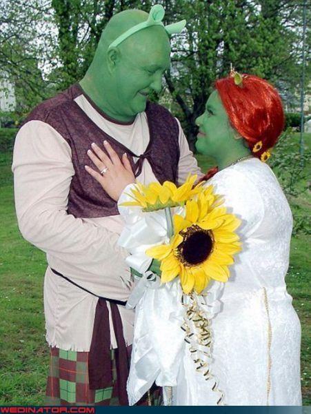 green shrek fiona weird - 3644577280
