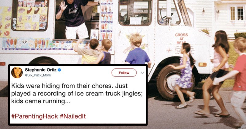 People share their most ridiculous parenting hacks for adults that want to mess with their kids.