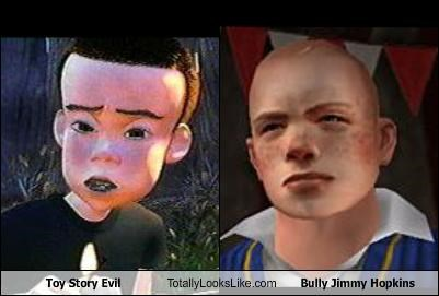 Toy Story Evil Totally Looks Like Bully Jimmy Hopkins Totally