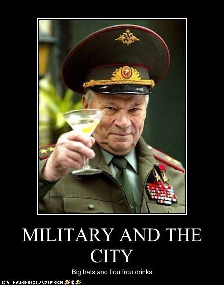 big hats celebrations cheers martini Mikhail Timofeyevich Kalashnikov - 3646434048