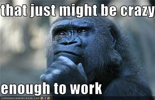 gorilla Hall of Fame thinking - 3647533056