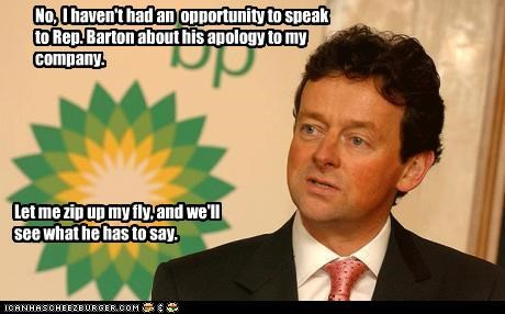 apology bp oil spill rep-barton tony hayward - 3648187392