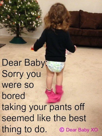 baby note parenting apology - 365061
