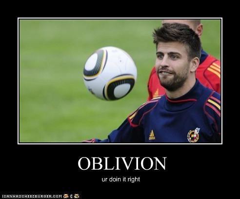 OBLIVION ur doin it right
