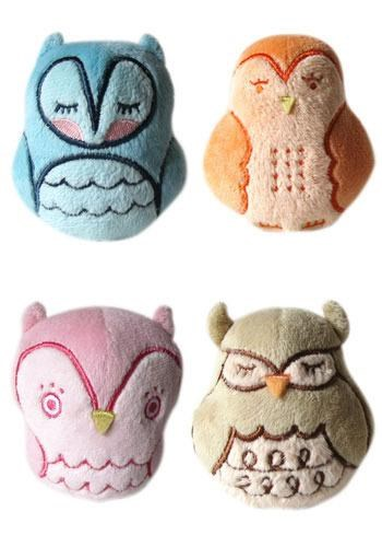 blindbox owlets Plush plush owlets Teeny toys - 3652267264