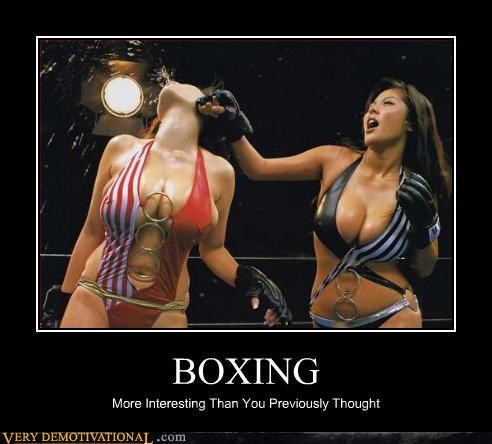 BOXING More Interesting Than You Previously Thought