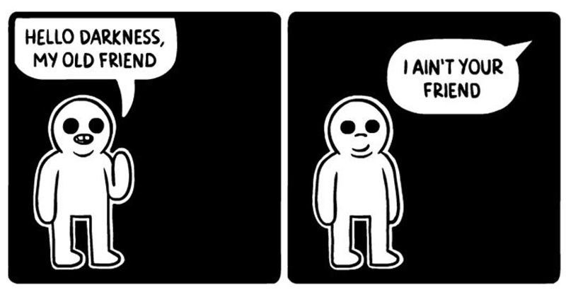 Twisted, dark, and funny comics from Mr. Lovenstein.