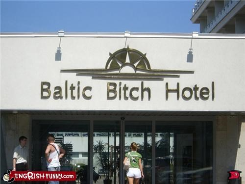 beach homonym hotel Unknown wtf