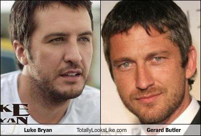 Gerard butler look alike