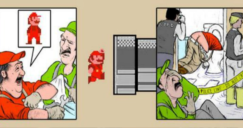 Hilariously Twisted Comics From The Perry Bible Fellowship