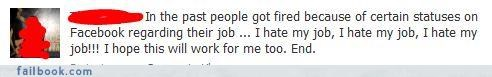 attention whore,that makes no sense,work related