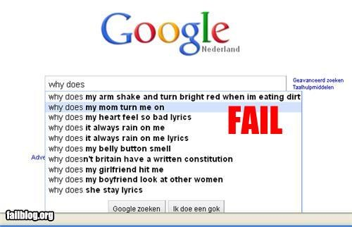 Autocomplete Me,bad idea,engine,failboat,question,search