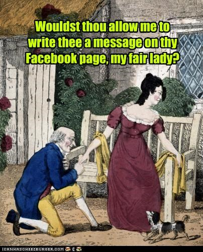 art,creeper,facebook,funny,painting,romance