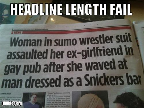 failboat headline Probably bad News snickers sumo wtf - 3672417280