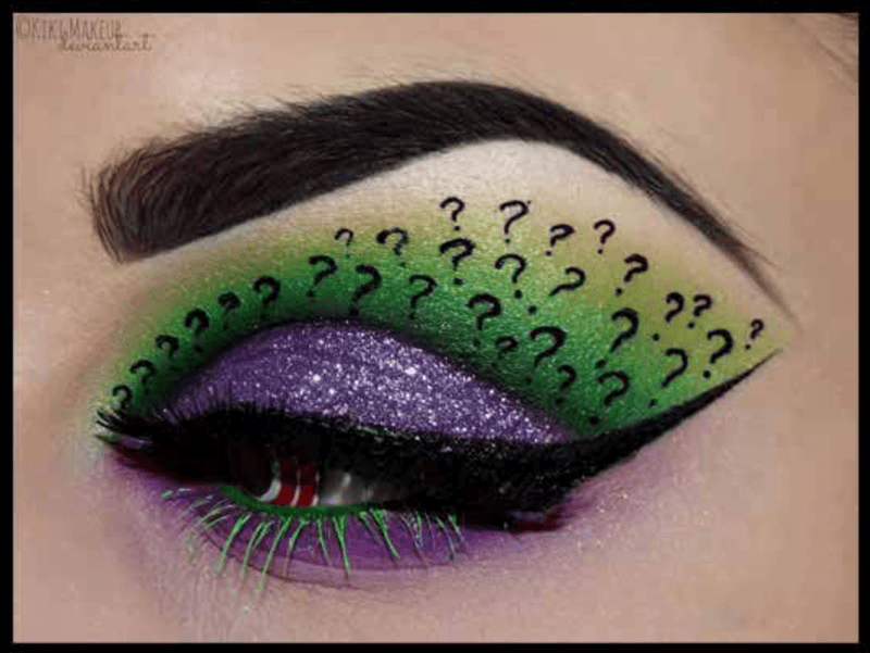 cool eyeshadow makeup