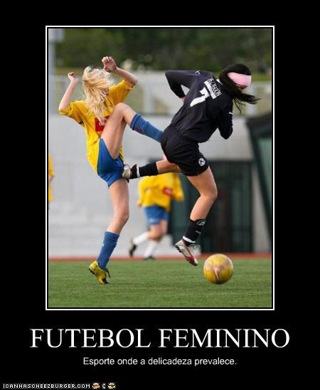 Futebol Feminino Cheezburger Funny Memes Funny Pictures