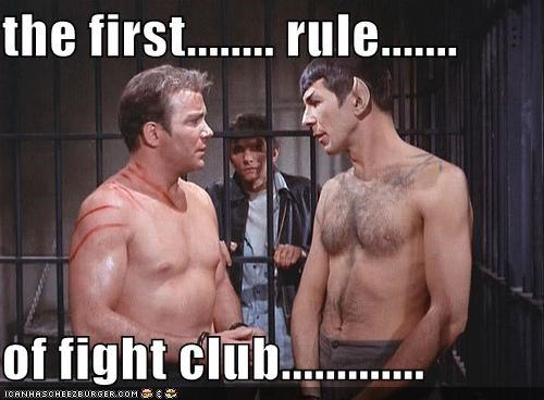 celebrity-pictures-william-shatner-fight-club lolz sci fi Star Trek - 3676096512
